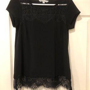 Cleo Lace Shirt